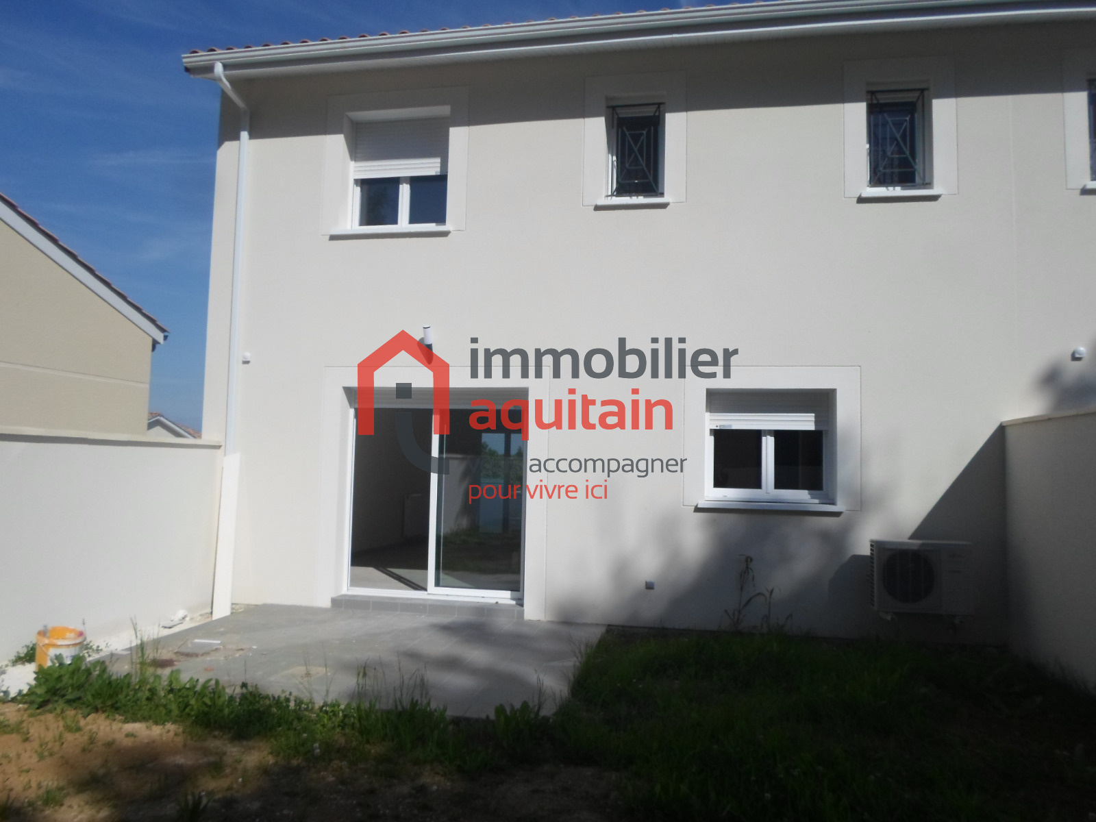 Immobilier aquitain l 39 immobilier libourne arveyres for Appartement libourne