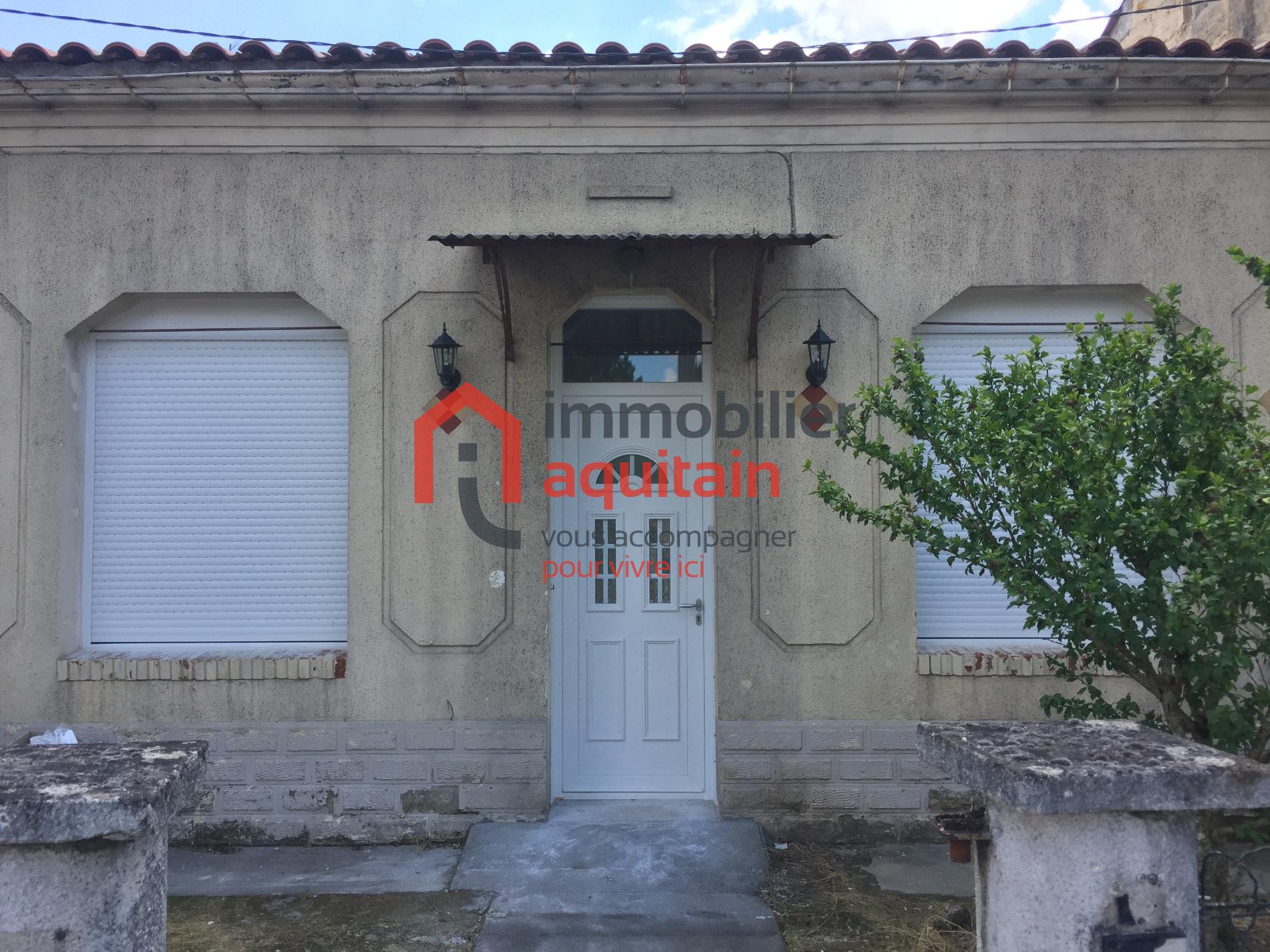Annonce location maison abzac 33230 90 m 750 for Annonces location maison