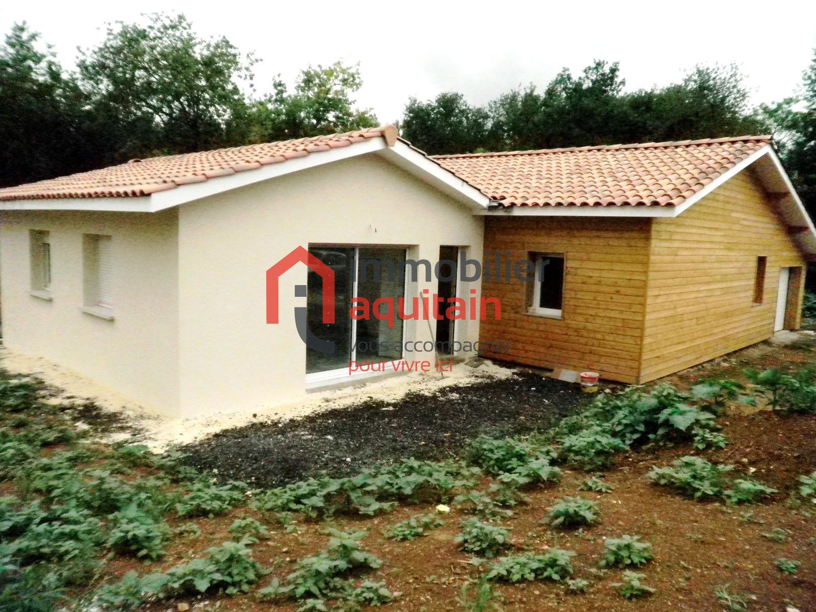 Annonce location maison saint quentin de baron 33750 for Maison de l emploi saint quentin