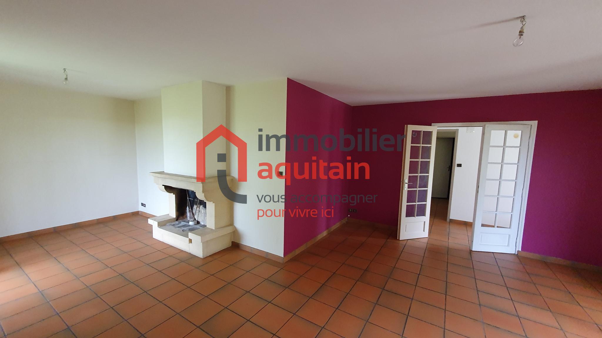 Maison  de plain-pied 3 chambres garage jardin 950 Libourne (33500)