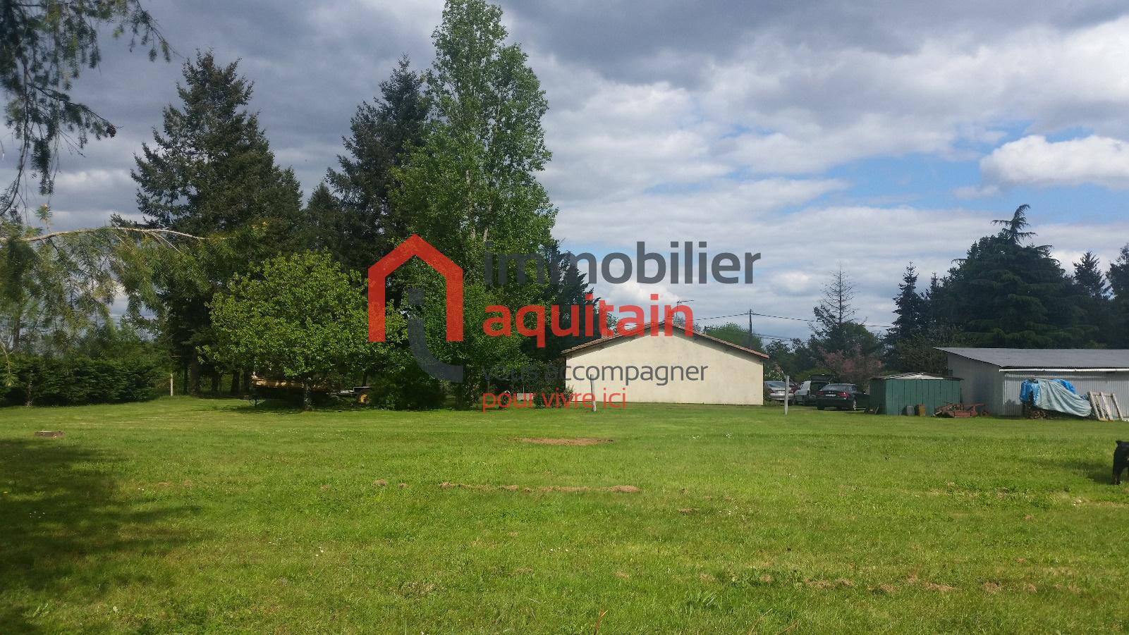 Immobilier aquitain l 39 immobilier libourne arveyres for Terrain libourne