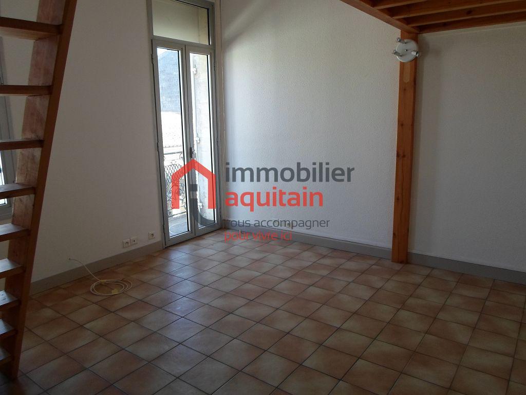 Vente vente appartement t1 libourne for Appartement libourne