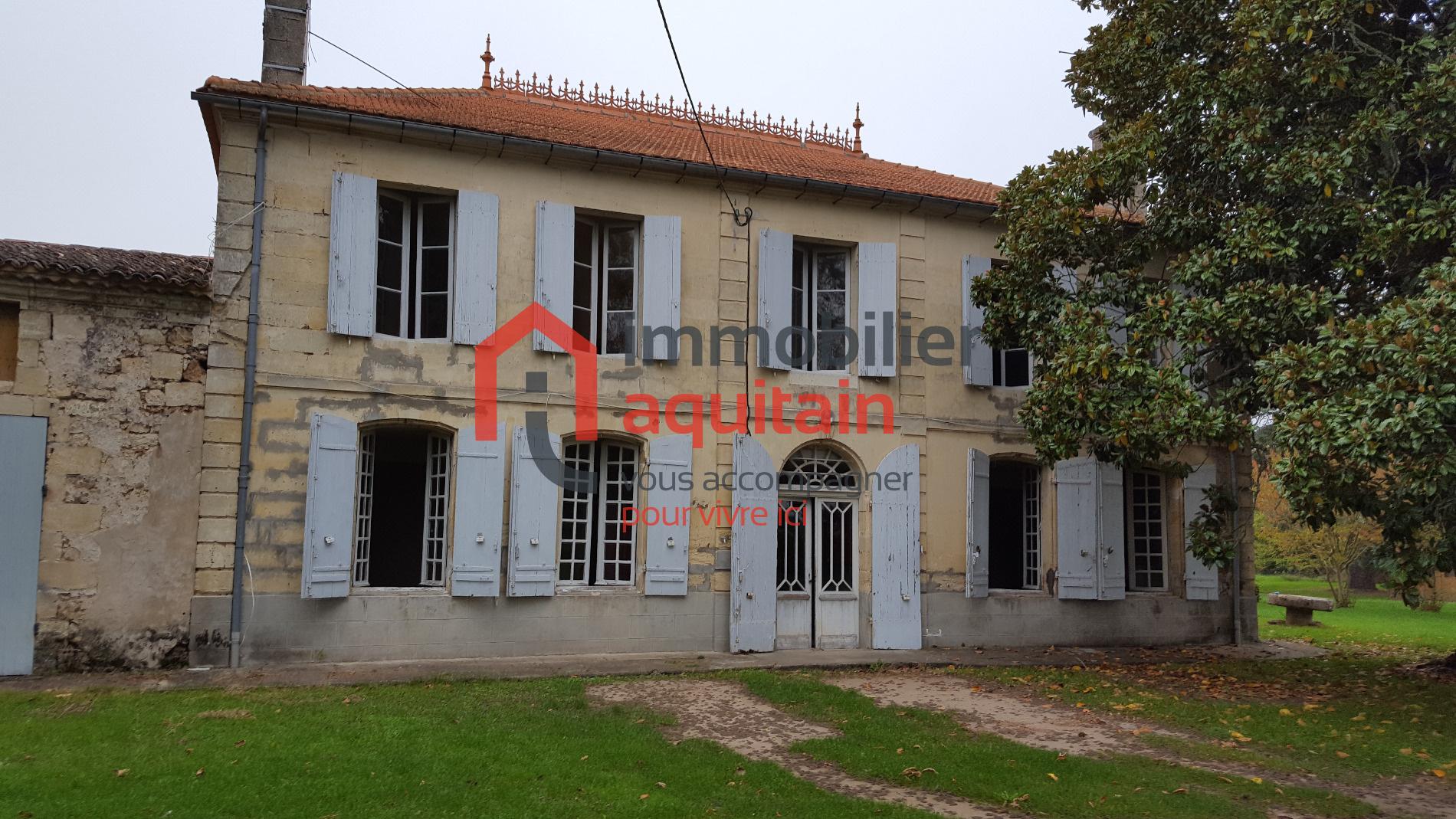 Annonce location maison mouliets et villemartin 33350 for Annonce location maison